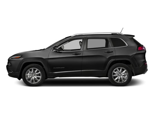 2016 Jeep Cherokee Limited In Cookeville Tn Nissan Of