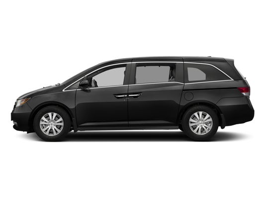 2017 Honda Odyssey Ex L