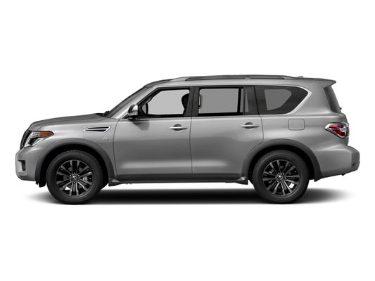 2017 Nissan Armada Platinum In Cookeville Tn Of