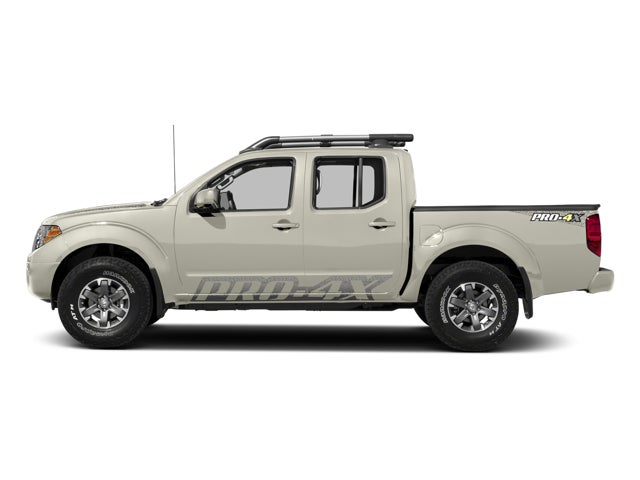 2018 Nissan Frontier PRO-4X | Nissan of Cookeville ...