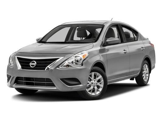 2017 Nissan Versa Sedan Sv In Cookeville Tn Of
