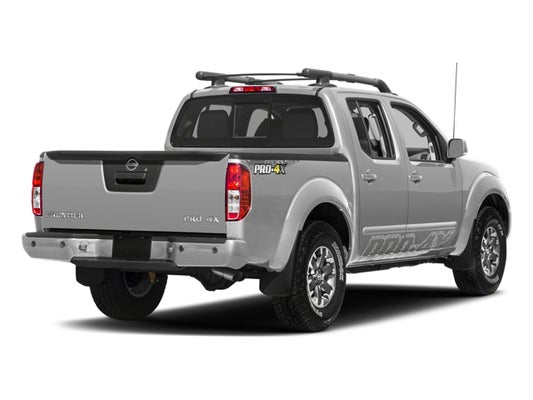 2018 Nissan Frontier Pro 4x In Cookeville Tn Of