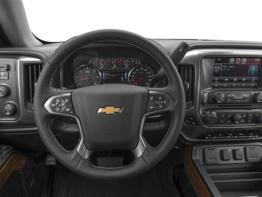 2015 Chevrolet Silverado 1500 Ltz 4d Crew Cab Nissan Of Cookeville