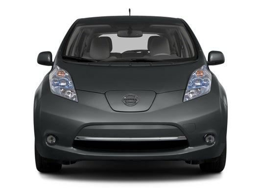 2015 Nissan Leaf Sv Nissan Of Cookeville 1n4az0cp7fc323767