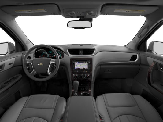 2016 Chevrolet Traverse Ltz In Cookeville Tn Nissan Of