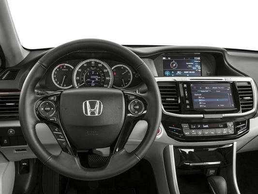 2016 Honda Accord Ex L 4d Sedan In Cookeville Tn Nissan Of