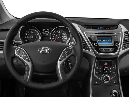 2016 Hyundai Elantra Sport In Cookeville Tn Nissan Of
