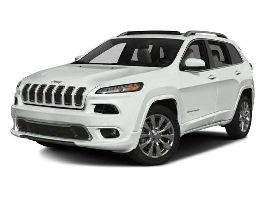 2016 Jeep Cherokee Overland In Cookeville Tn Nissan Of