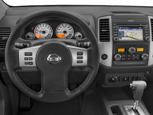 2016 Nissan Frontier Pro In Cookeville Tn Of