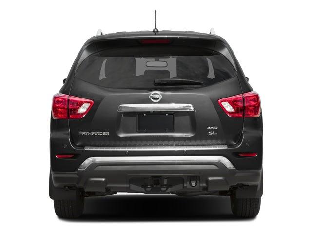 2017 Nissan Pathfinder Sv Nissan Of Cookeville 5n1dr2mn1hc670610