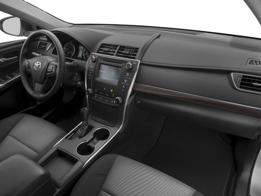 2017 Toyota Camry Le In Cookeville Tn Nissan Of