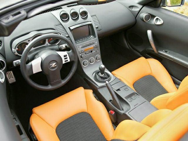 2004 Nissan 350z Enthusiast Nissan Of Cookeville Jn1az36a54t006136