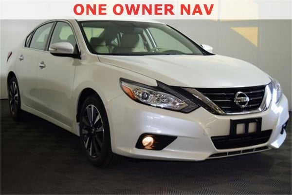 2016 Nissan Altima 2 5 Sl In Cookeville Tn Of