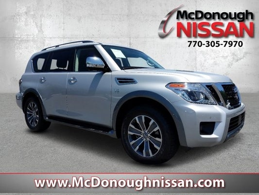 2019 Nissan Armada Sl Nissan Of Cookeville Jn8ay2nd9kx008598