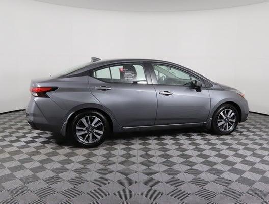 2020 Nissan Versa 1 6 SV