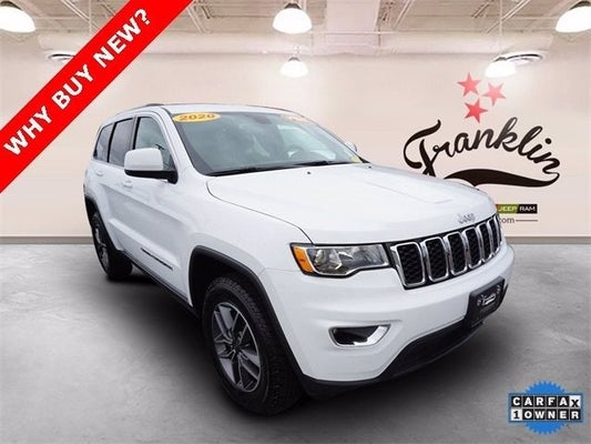 2020 Jeep Grand Cherokee Laredo Nissan Of Cookeville 1c4rjfag5lc156234