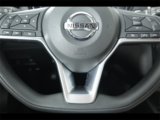 Nissan Rogue Airbag