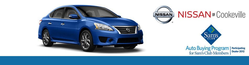 Sam'S Club Auto >> Sam S Club Membership Discount Nissan Of Cookeville