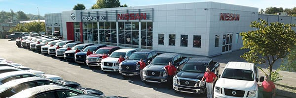 Nissan Of Cookeville New Used Car Dealer Near Knoxville